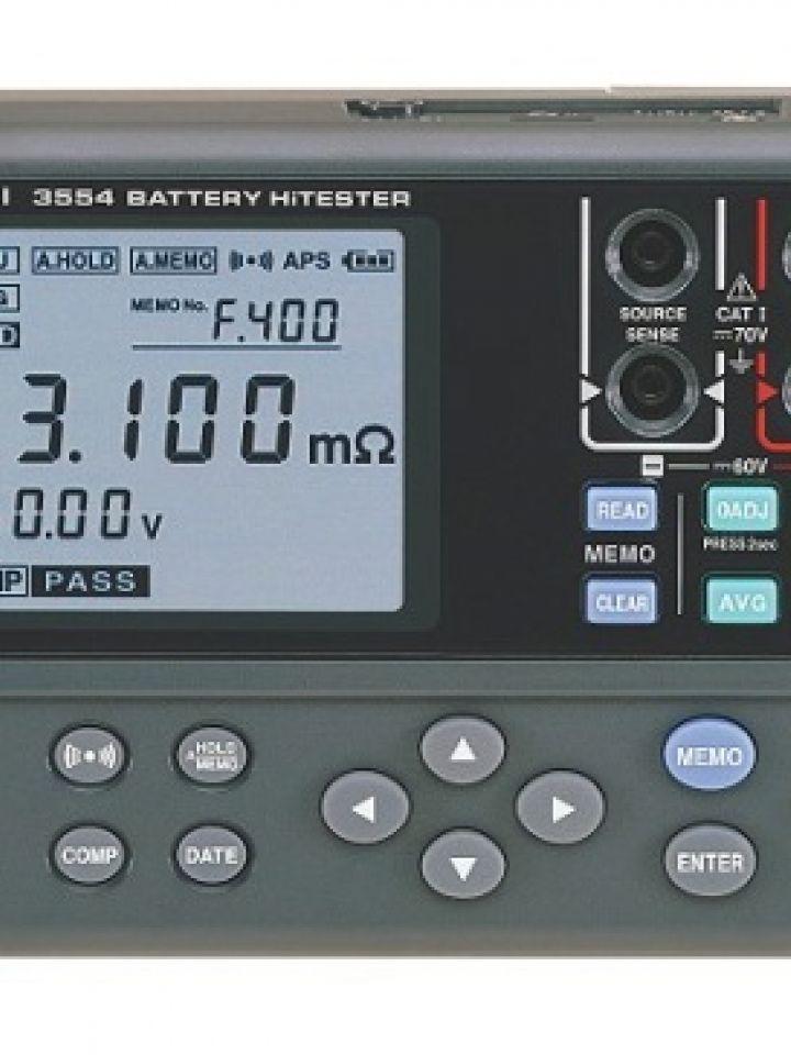 Batter Tester HIOKI (Máy đo nội trở HIOKI)